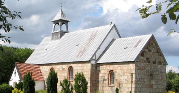 Nørre Felding Kirke og menighedshus