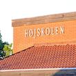 Vælgermøde på Løgumkloster Højskole