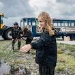 Fiskepasserens traktortur - Thyborøn